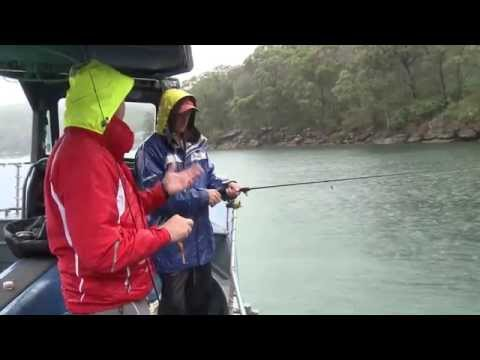 HOOKED S7 EP11 Jewfish, Crabs And Bream Hawkesbury River