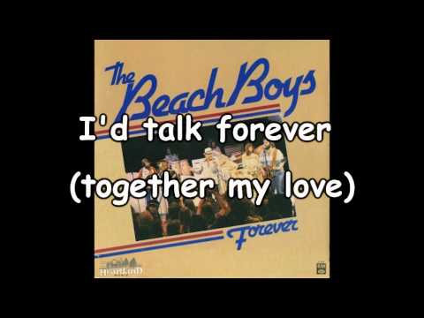 The Beach Boys ~ Forever *lyrics*