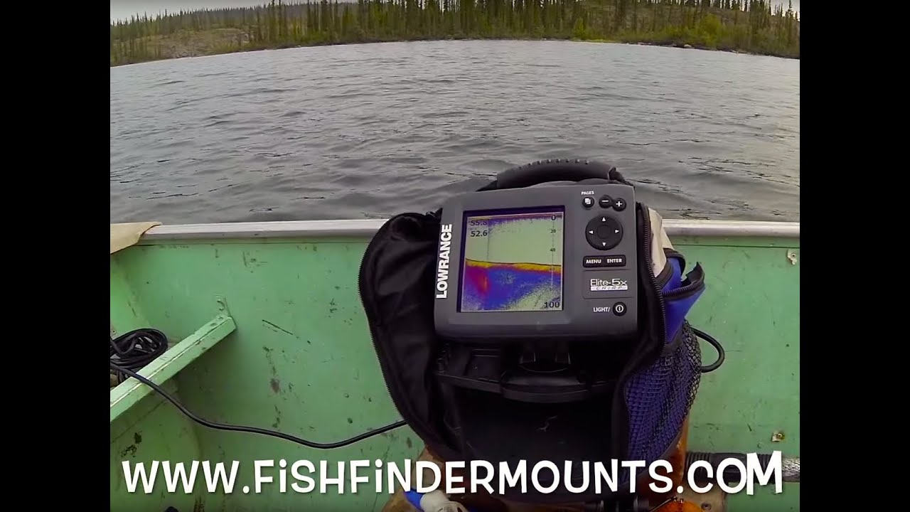 Best fishfinder for bass boat for Best fish finder for small boat