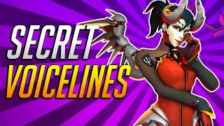 """The Secret Voicelines"" 