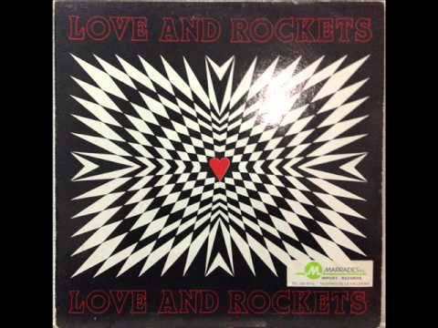 LOVE AND ROCKETS   A 1  JUNGLE LAW 1989