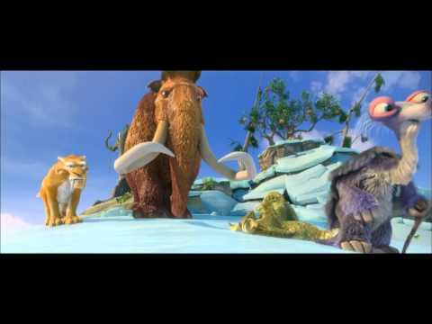 Ice Age 4: Continental Drift  First Bath in Decades