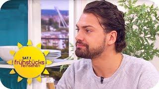 Chili con Carne à la Jimi Blue Ochsenknecht   SAT.1 Frühstücksfernsehen   TV