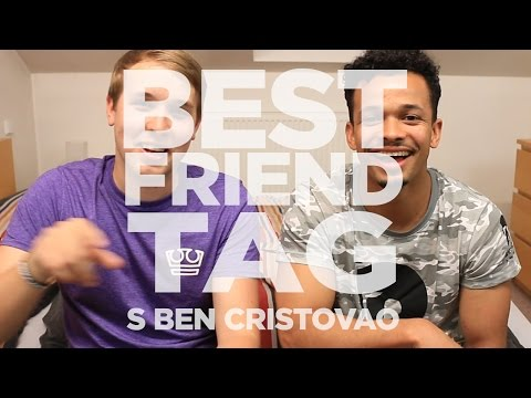 BEST FRIEND TAG w/ Ben Cristovao