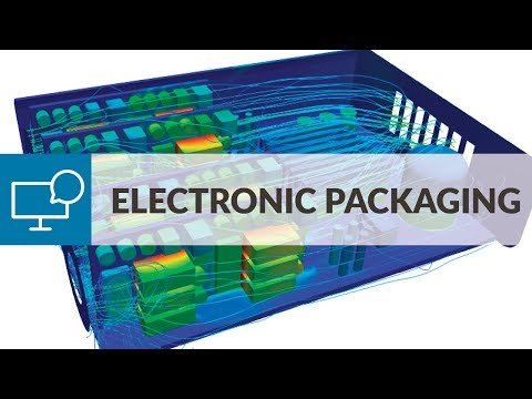 Electronic Packaging Design And Cooling With CFD: Thermal Design Of Electronic Equipment