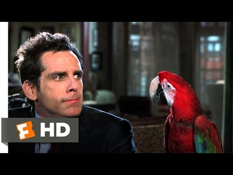 Duplex (2/12) Movie CLIP - Little Dick the Parrot (2003) HD