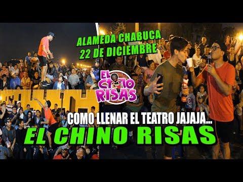 El Chino Risas 'Como Llenar El Teatro' 22 De Diciembre 2018