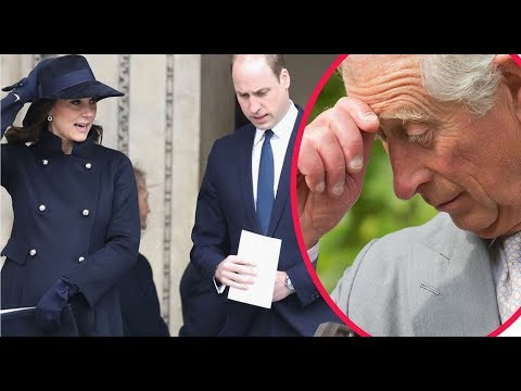 Specialist reports Prince Charles accused by ''Prince William & Kate Middleton''