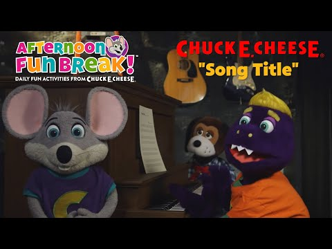 Song Title | Chuck E. Cheese Songs