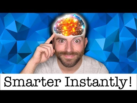 10 POWERFUL Ways you can HACK Your Own Brain!