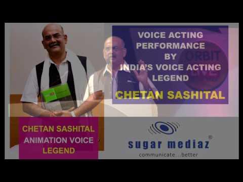 Chetan Sashital - GOD of Voice Acting!