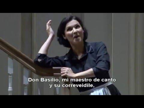 Mozart-Las Bodas, Le Nozze Di Figaro COMPLETE -Subt Esp - Anna Netrebko , I D'arcangelo
