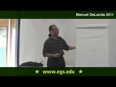 Manuel DeLanda. Deleuze, Subjectivity, and Knowledge. 2011