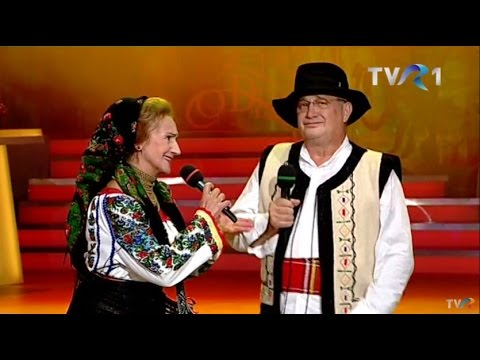 Sofia Vicoveanca şi Mircea Dinescu - Trandafir de la Moldova (@O dată-n viaţă)