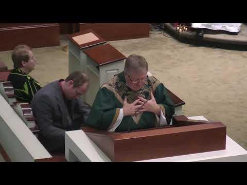 Where is Jesus Leading Us? ~ Fr  Edward Healey, September 3, 2017