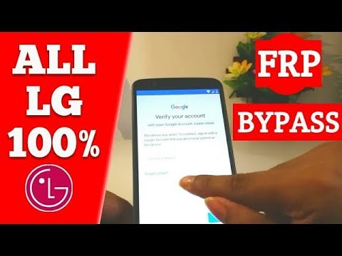 Download Lg Frp Bypass 2019 Without Pc Fix Unknown Sources Remove