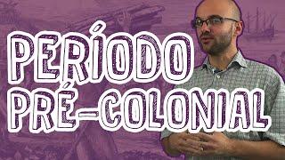 História - Período Pré-colonial - Desinteresse de Portugal pelo Brasil