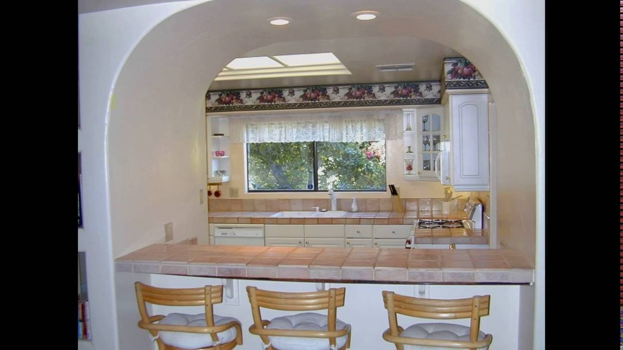 Kitchen Designs Bar Counter Youtube
