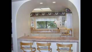 Kitchen designs bar counter