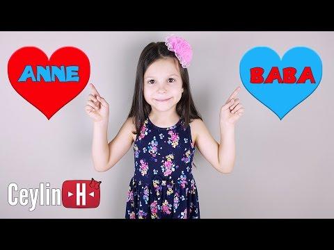 Ceylin-H | Seni Çok Seviyorum Anne & Baba