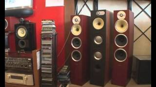 AUDIO HIEND B&W 2011