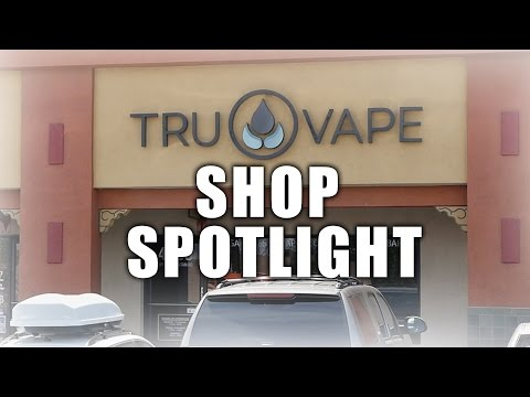 Vape Shop Spotlight - TruVape in Las Vegas Nevada
