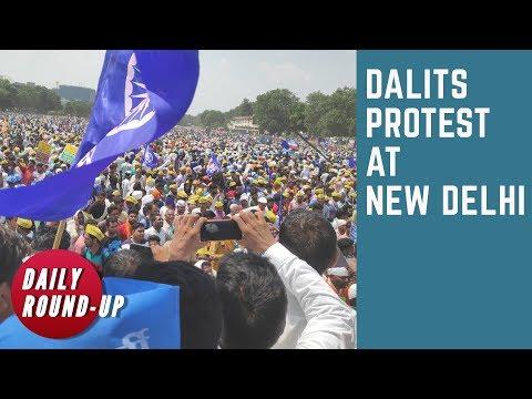 Protest Against Ravidas Temple Demolition in Delhi, Kashmiris Struggle to Access Healthcare and More