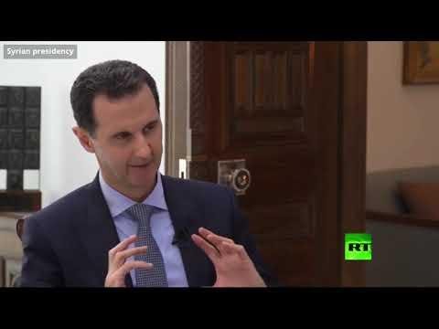 الأسد يوضح سبب قيادة سيارته بنفسه  - نشر قبل 27 دقيقة