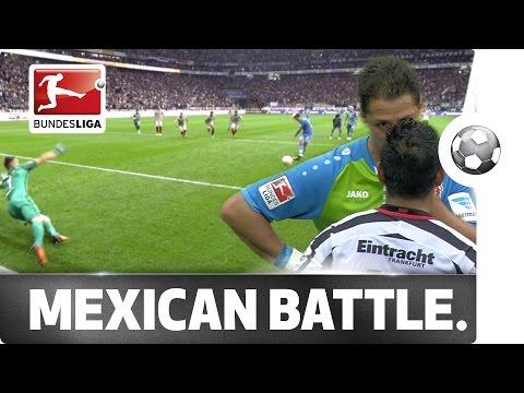 Chicharito vs. Fabián - Mexican Stand-Off
