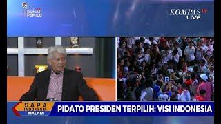 Dialog: Pidato Presiden Terpilih, VISI Indonesia (1)