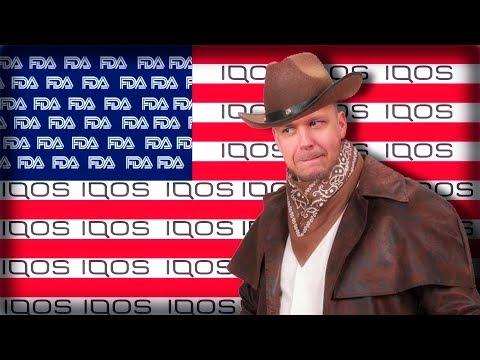 В США разрешили продавать IQOS