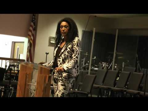 So Excited! An Evening with Ruth Pointer - Ruth pointer talk video 2