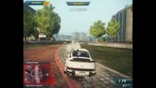 Need for Speed Most Wanted Beogradski Fantom