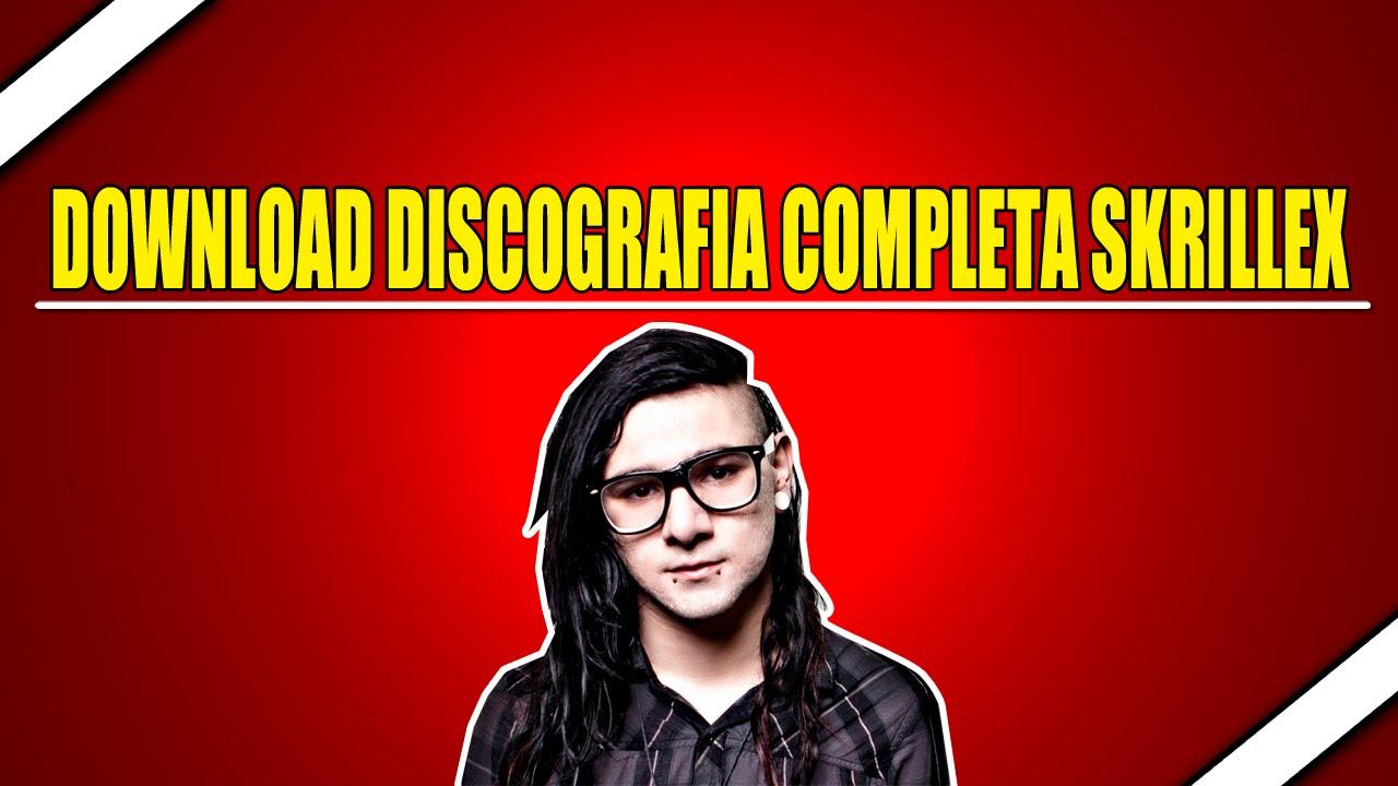 download skrillex discography zip