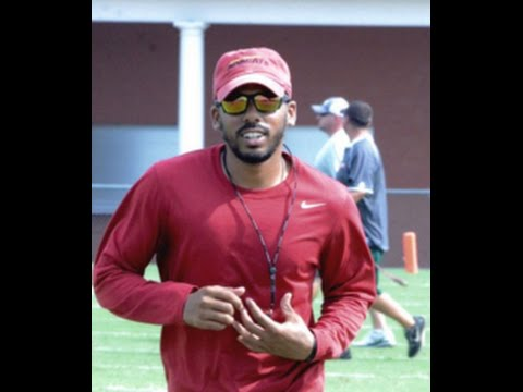 The C.S. Podcast: Francisco Llanos interview (Jones County Junior College WR's Coach)