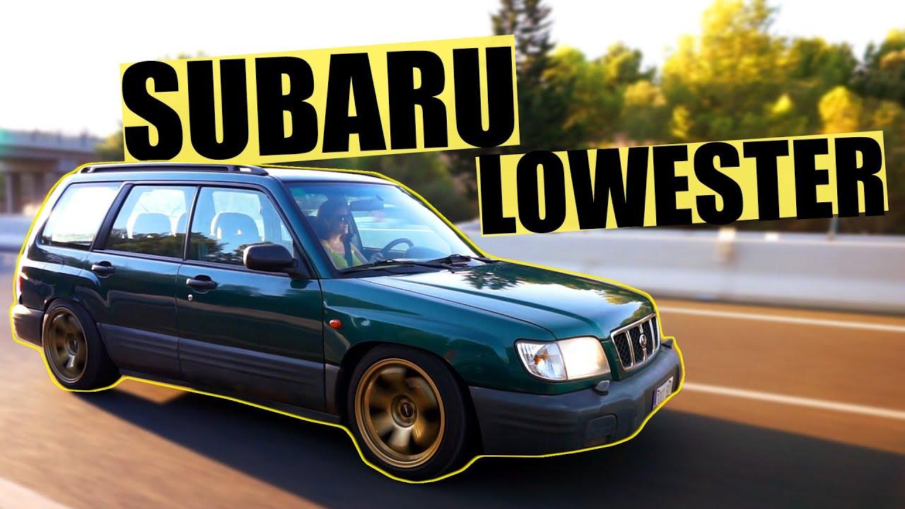 🛠 NUEVAS suspensiones ROSCADAS y llantas Japan RACING al Subaru Forester! 🚧 | NACHO DRIFT