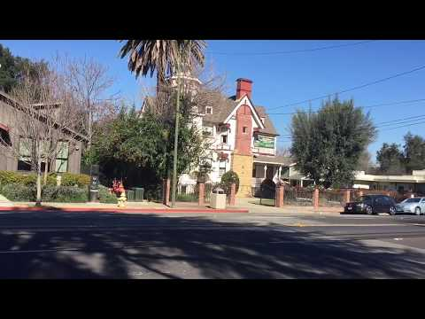 Take a walk around Willow Glen.