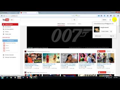 How to create youtube channel bangla part 1 youtube