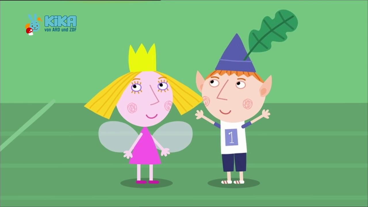 Ben Und Holly Kleines Königreich