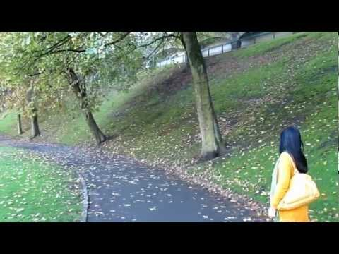 Una vuelta por Union Terrace Gardens, Aberdeen