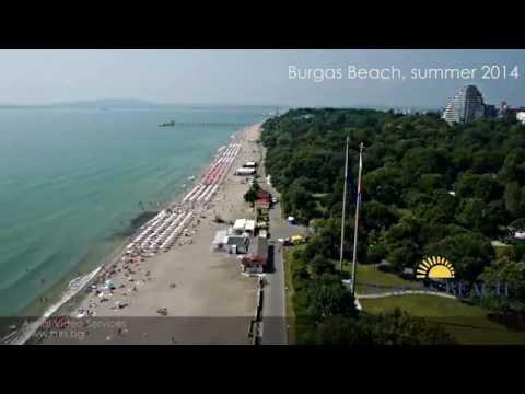 BURGAS BEACH, SUMMER 2014