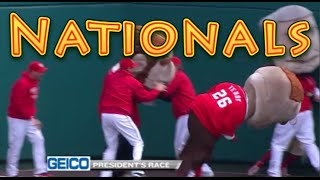 Washington Nationals: Funny Baseball Bloopers