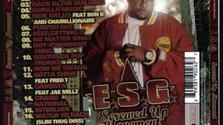 E.S.G. - Keep Getting It