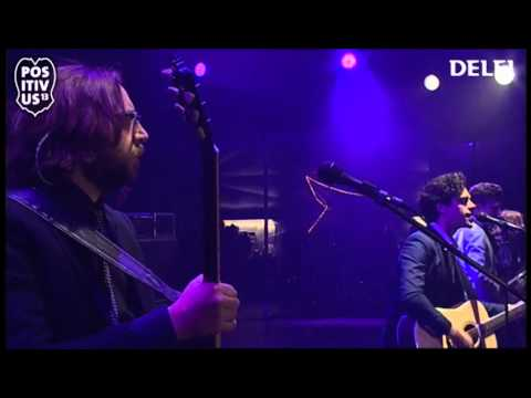 Noah and the Whale - Waiting For My Chance To Come(Positivus 2013)