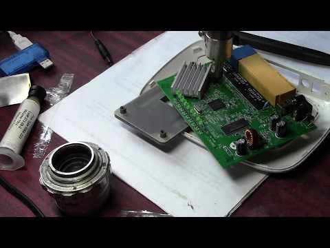 Ремонт роутера TP-LINK, TL-WR741nd-740n,мигают светодиоды