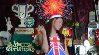 AIE College Cabanatuan - Christmas Music Video
