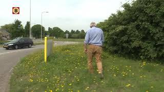 Beeldend kunstenaar Jac van Nes is boos op de gemeente Woensdrecht