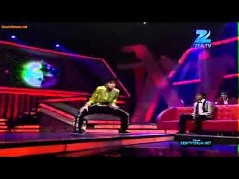 Raghav Juyal performed solo on I am Disco Dancer