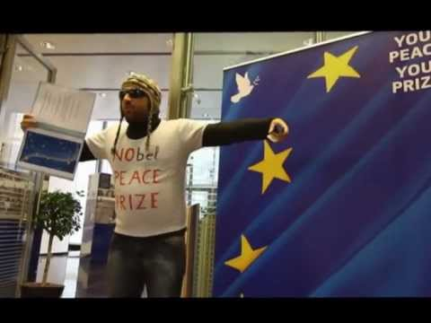Nobel Award Ceremony Speech by a Greek citizen in European Parliament