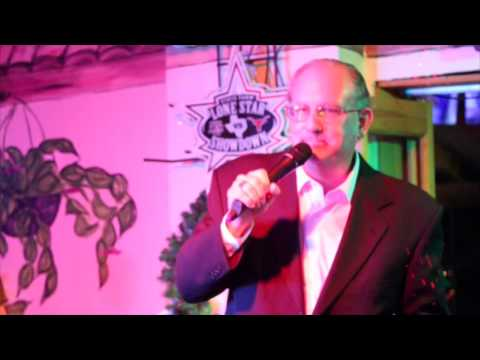 Brad   Mack the Knife @  La Palapa Karaoke ATX